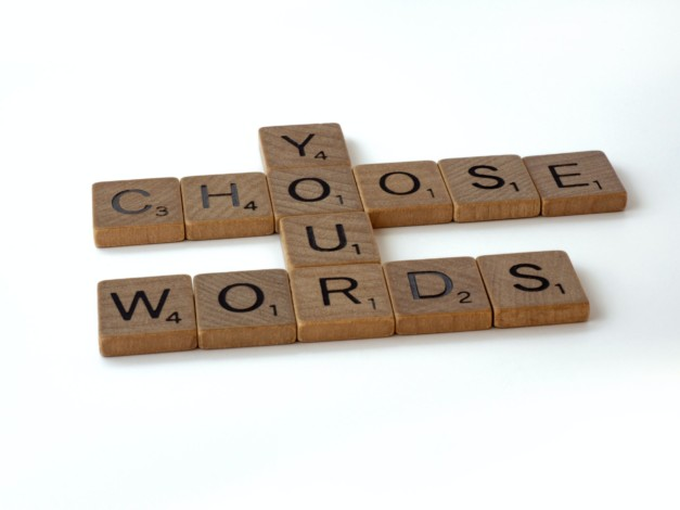 choose your words for your copywriter for therapists